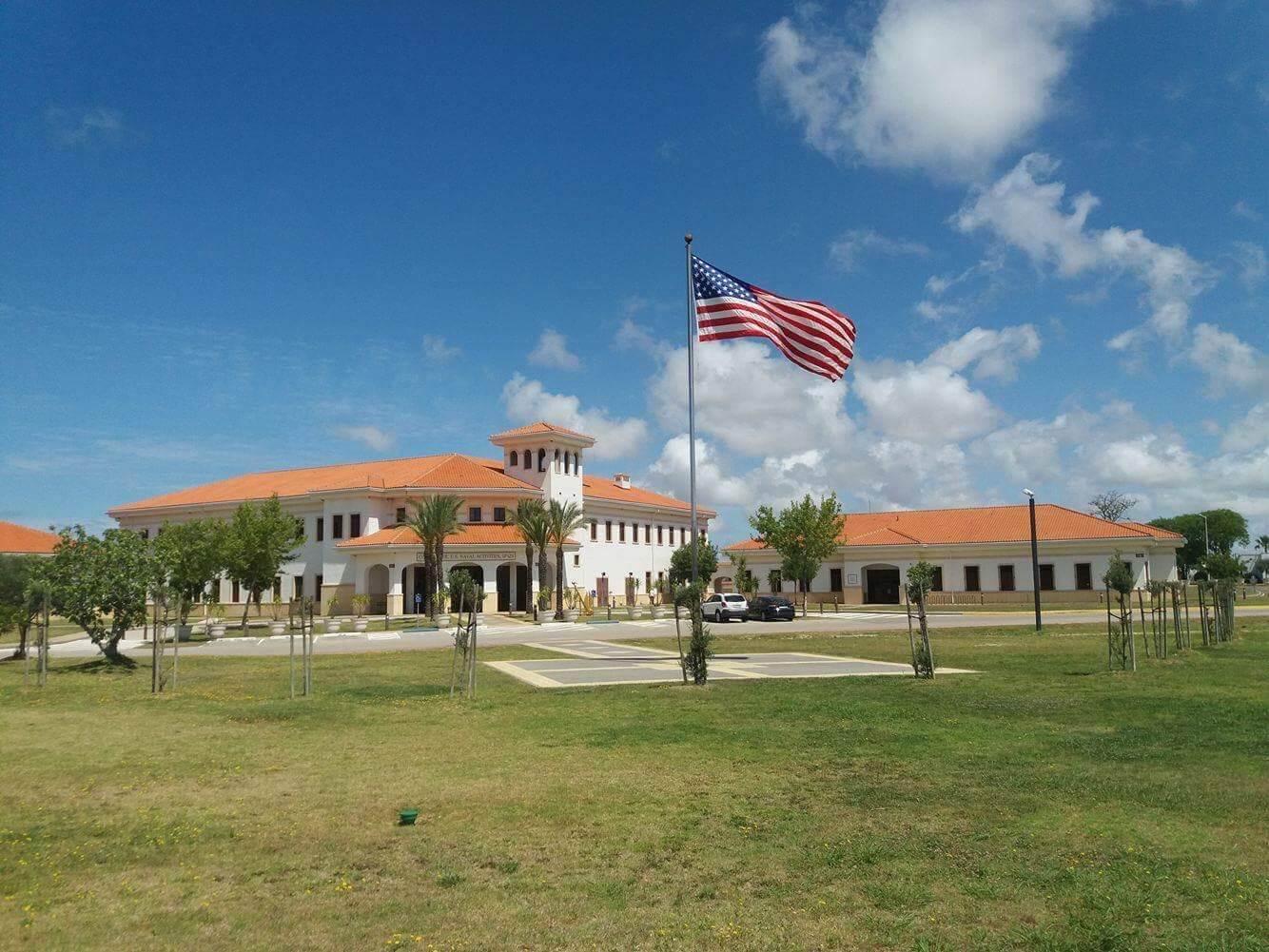 Photo on Military Base